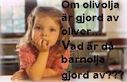 Barn & olivolja